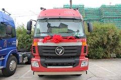福田 欧曼ETX 5系重卡 430马力 6X4牵引车(BJ4253SNFKB-AG)
