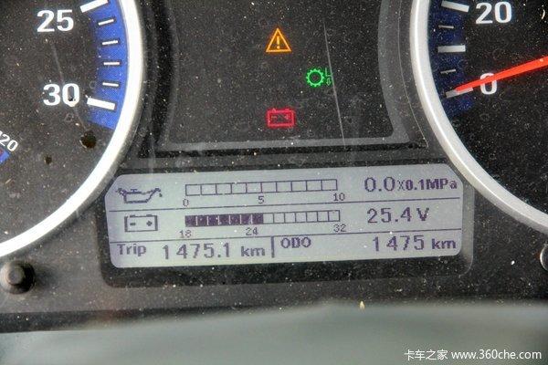 优惠0.1万 欧曼ETX牵引车火热促销中