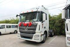 福田 欧曼GTL 6系重卡 超能版 350马力 4X2牵引车(BJ4189SLFKA-XA) 卡车图片