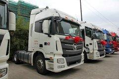 福田 欧曼GTL 6系重卡 超能版 380马力 4X2牵引车(BJ4189SLFKA-XA) 卡车图片