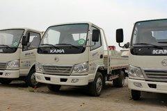 凯马 福来卡 87马力 3.7米单排栏板轻卡(KMC1040LLB28D4) 卡车图片