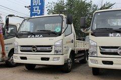 凯马 骏驰 102马力 4.2米单排栏板轻卡(KMC1046A33D4) 卡车图片