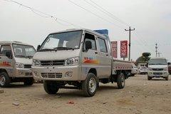 凯马 锐菱 1.1L 60马力 汽油 2.2米双排栏板微卡(KMC1030A26S4) 卡车图片