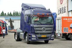 福田 欧曼GTL 6系重卡 超能版 380马力 4X2牵引车(德邦定制)(BJ4189SLFKA-XA) 卡车图片
