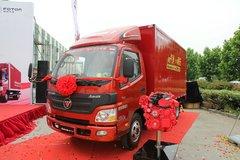 福田 欧马可1系 118马力 4.165米单排厢式轻卡(BJ5049XXY-Fk) 卡车图片