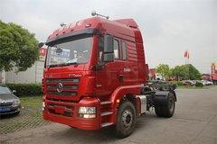 陕汽重卡 德龙新M3000 轻量化版 290马力 4X2牵引车(SX4186GN361) 卡车图片
