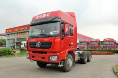 陕汽重卡 德龙X3000 重载版 375马力 6X4牵引车(SX42564T324) 卡车图片