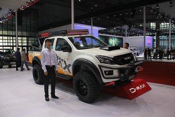 江西五十铃 D-MAX 基本型 2.5L柴油 两驱 双排皮卡(高通过)