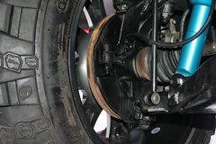 江西五十铃 D-MAX 超豪华型 2.5L柴油 四驱 双排皮卡
