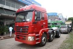 陕汽重卡 德龙新M3000 336马力 6X2牵引车(SX4256GR279) 卡车图片