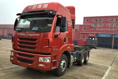青岛解放 天V重卡 430马力 6X4牵引车(CA4259P2K15T1E4A80) 卡车图片