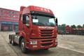 青岛解放 天V重卡 物流版 420马力 6X4牵引车(CA4256P2K2T1E5A80)