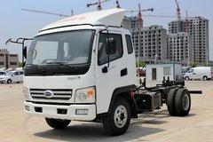 开瑞 绿卡T 113马力 3.9米排半栏板轻卡底盘(潍柴动力)(SQR1040H30D-E) 卡车图片