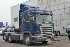 斯堪尼亚 G系列重卡 480马力 6X2R牵引车(型号G480)