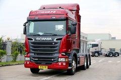 斯堪尼亚 R系列重卡 450马力 6X2牵引车(型号R450 A6x2NA)