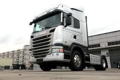 斯堪尼亚 G系列重卡 400马力 4X2牵引车(型号G400)