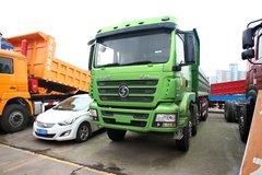 陕汽重卡 德龙新M3000 336马力 8X4 7.4米自卸车(SX3316HR406)