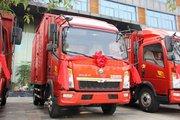 中国重汽HOWO 悍将 109马力 4.2米单排厢式轻卡(ZZ5047XXYD3414D144)