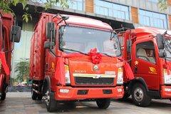 中国重汽HOWO 悍将 109马力 4.2米单排厢式轻卡(ZZ5047XXYD3414D144) 卡车图片