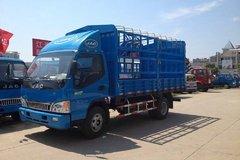 江淮 康铃H3窄体 68马力 3.3米单排仓栅式轻卡(HFC5042XXYP94K1B3) 卡车图片
