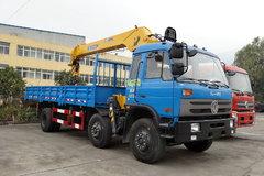 东风 153系列 200马力 6X2 随车吊(东风特商)(DFE5250JSQF)