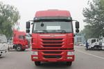 青岛解放 天V重卡 350马力 8X4 9.5米仓栅式载货车(CA5313CCYP2K2L7T4E5A80-1)图片