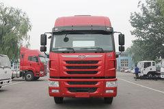 青岛解放 天V重卡 320马力 8X4 9.5米载货车(CA5313CCYP2K2L7T4E4A80-1)