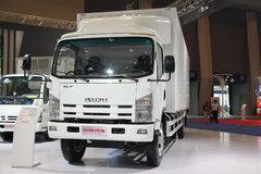 庆铃 五十铃700P系列中卡 188马力 7米厢式载货车(QL11019PARY)