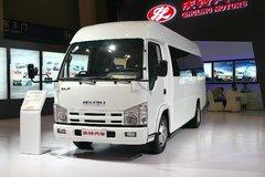 庆铃 五十铃100P 98马力 封闭厢式货车(QL65903HAR) 卡车图片