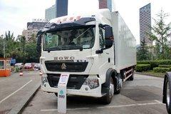中国重汽 HOWO T5G重卡 310马力 6X2 9.52米厢式载货车(ZZ5257XXYM56CGE1) 卡车图片