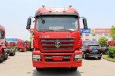 陕汽重卡 德龙新M3000 270马力 6X2 7.8米仓栅式载货车(SX5250CCYMA9)