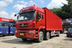 东风柳汽 乘龙M5 240马力 6X2 9.6米厢式载货车(LZ5250XXYM5CA) 卡车图片