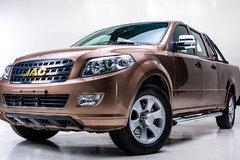 江淮 征途 2014款 两驱 2.4L汽油 双排皮卡 卡车图片