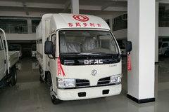 东风 多利卡D5 68马力 3.4米排半仓栅式轻卡(DFA5041CCYL30D4AC) 卡车图片