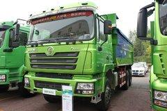 陕汽重卡 德龙F3000 336马力 6X4 5.8米新型渣土车(SX3256DR3841) 卡车图片