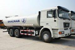 陕汽 德龙F2000重卡 240马力 6X4 洒水车(SX5256GSSMM434) 卡车图片