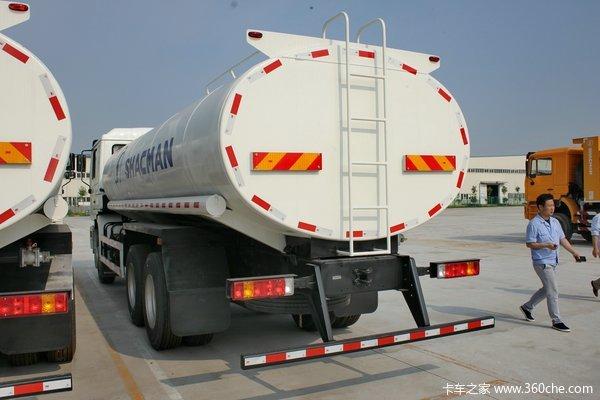 陕汽重卡 德龙F2000 240马力 6X4 洒水车(SX5256GSSMM434)