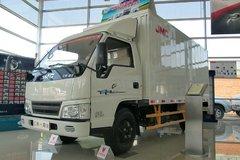 江铃 新顺达 109马力 4.2米单排厢式轻卡(JX5044XXYXGK2) 卡车图片