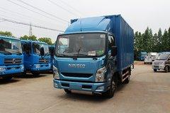 跃进 超越C300-33 125马力 4.1米单排厢式轻卡(NJ5041XXYZFDCMZ) 卡车图片