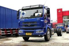东风柳汽 乘龙M3中卡 170马力 4X2 7.7米载货车底盘(LZ5166XXYM3AA) 卡车图片
