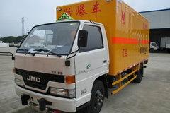 江铃 经典顺达 109马力 4X2 爆破器材运输车(JX5045XQYXG2)