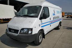 江铃 经典全顺 109马力 封闭式冷藏车(JX5049XLCXHMA)