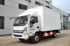 跃进 上骏X301-33 112马力 4.2米单排厢式轻卡(黄牌3.99吨)(NJ5072XXYDCFT) 卡车图片