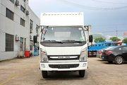 跃进 上骏X500 125马力 4.18米单排厢式轻卡(NJ5042XXYKFDCWZ2)