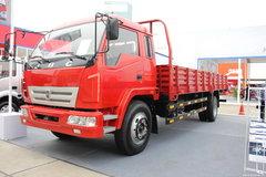 金杯 金骐 120马力 4X2 5.2米单排栏板载货车(SY1062DRY) 卡车图片