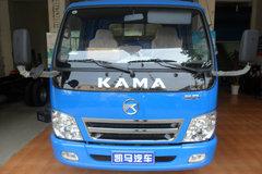 凯马 骏威 122马力 4X2 4.6米排半栏板载货车(KMC1088LLB35D3) 卡车图片