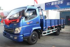 唐骏 轻卡王 120马力 4X2 4.7米单排栏板载货车(ZB1110TDD9S) 卡车图片