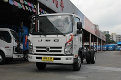 金杯 运盈 108马力 4X2 4.17米单排厢式轻卡底盘(SY5044XXYDQ3-V5) 卡车图片