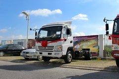 开瑞 绿卡C 109马力 3360轴距 4.1米单排轻卡底盘(SQR1041H29D-E)