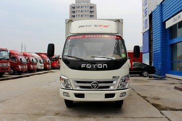 福田 奥铃CTX中卡 170马力 4X2 7.75米厢式载货车(BJ5169XXY-F6)